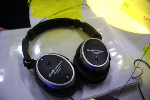 Audio Technica ATH-ANC7b - comes with free Sansui docking station