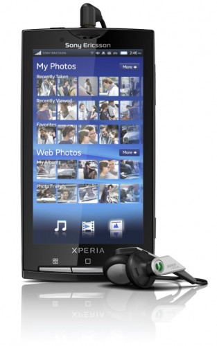 Xperia X10 - Sony Ericsson back in the game
