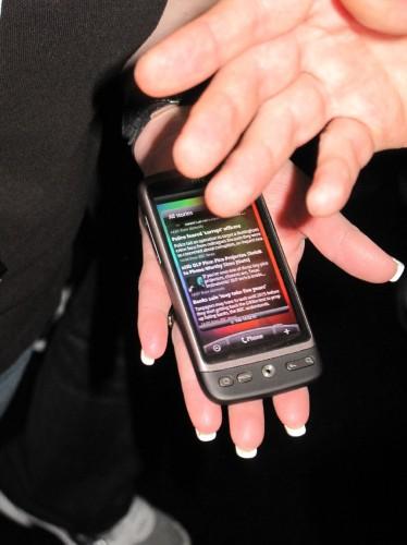 HTC Desire - does it not look like a Nexus One?