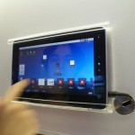 Toshiba Folio 100 10-inch tablet with Tegra chip