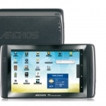 Archos 70 tablet - the right size for on-the-go tablet surfing