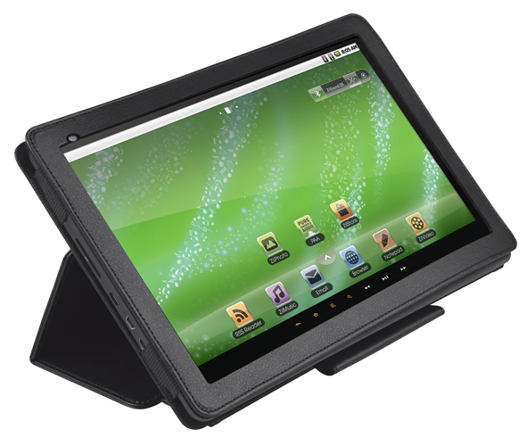 Creative surprises with low-cost ZiiO tablets