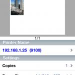 Print Utility for iOS