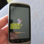 Nexus One on Gingerbread
