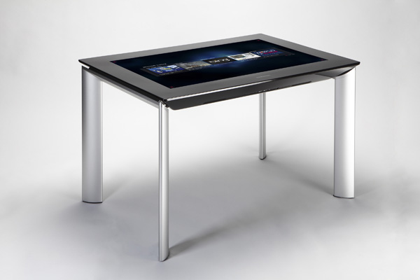 Microsoft Unveils Surface 2 0 A Us 8 600 Touch Screen Table Techgoondu Techgoondu