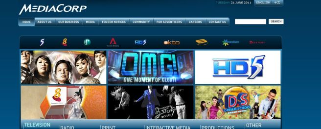 Mediacorp's free-to-air TV channels to go online