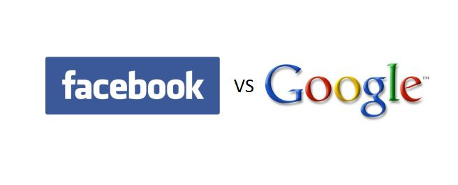 Facebook blocks user's Google+ ads, removes his other ads
