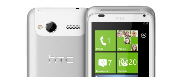 HTC's Radar Windows Phone priced well at S$569, out in Singapore in October