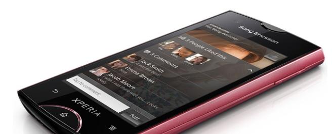 Goondu review: Sony Ericsson Xperia Ray