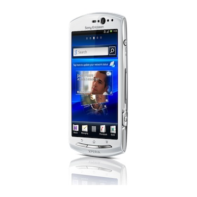 Souped up Sony Ericsson Xperia arc S and neo V ship in ...  Souped up Sony ...