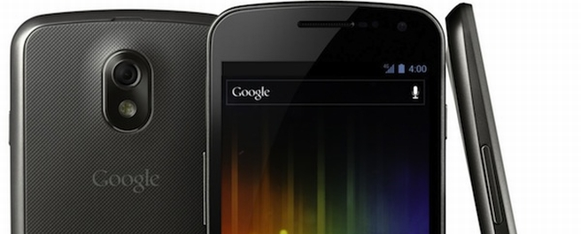Galaxy Nexus and Android 4.0 arrive with XL-sized screen