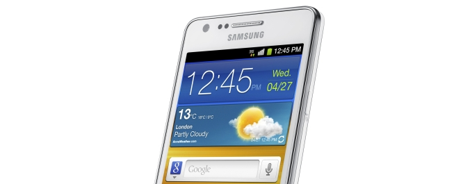 Goondu Christmas guide 2011: Five phones to buy