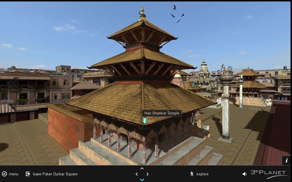 Visit Nepal in 3D with Singapore-made website - Techgoondu Techgoondu