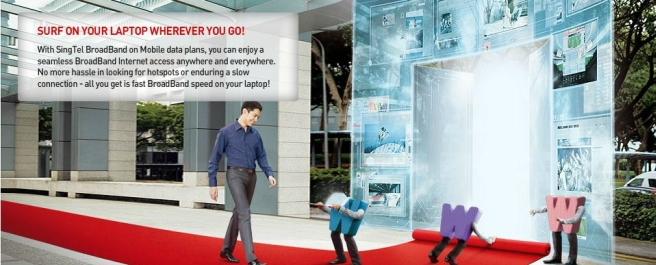 SingTel launches LTE services, expects 80 per cent coverage by end 2012