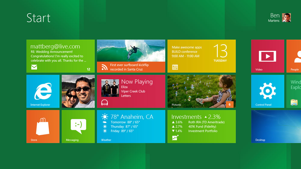 Microsoft unveils Windows 8 Release Preview, upgrade program