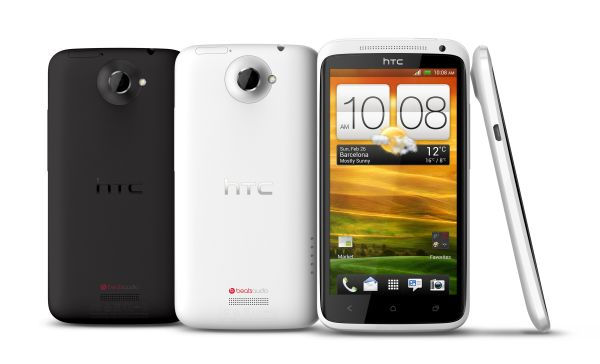 Hands on: HTC One X looks good