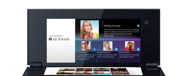 Dual-screen Sony Tablet P goes on sale in Singapore at S$848