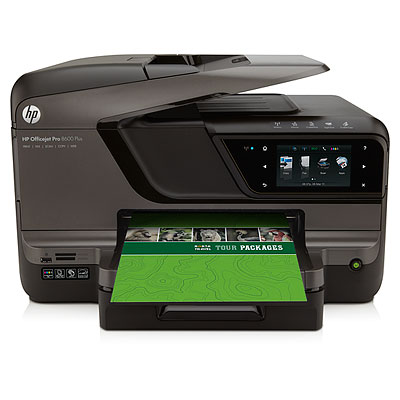 Hands on: HP Officejet Pro 8600 Plus