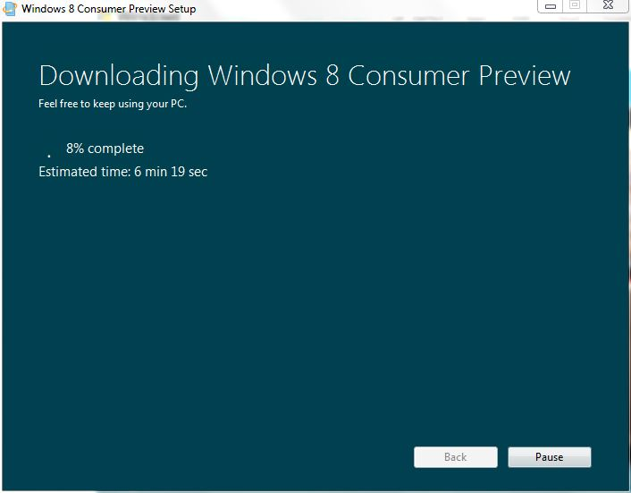 Test drive Windows 8 now with Microsoft's consumer preview