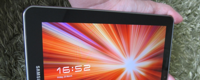 Goondu review: Samsung Galaxy Tab 7.7