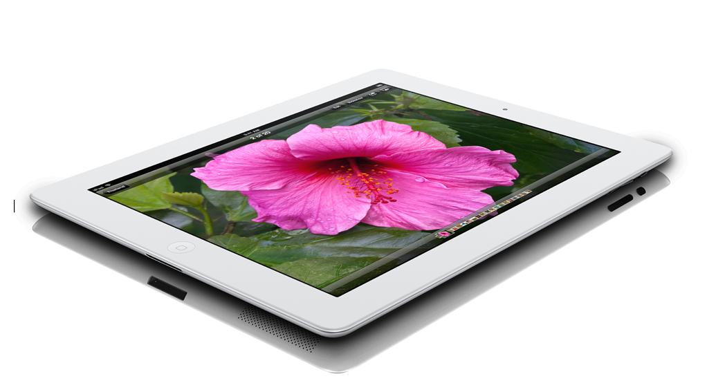 Same old name, but new iPad makes sense for Apple