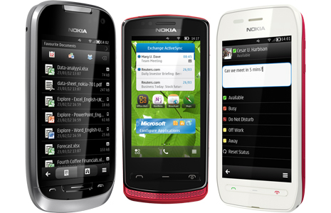 Symbian Belle gets Microsoft Office Mobile, still putting up a fight