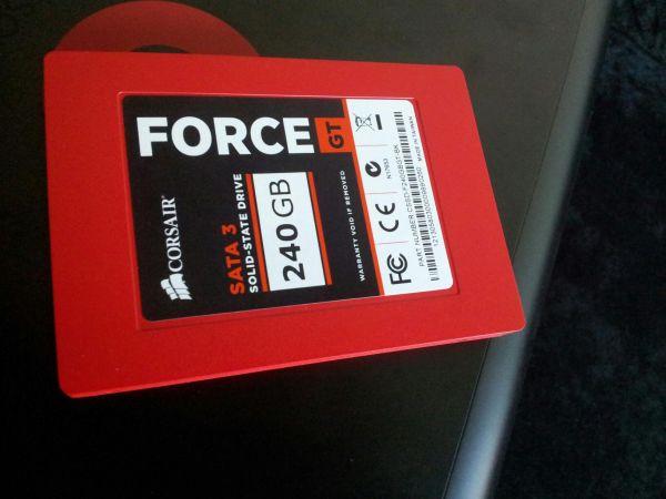 Geek buy: Corsair Force GT