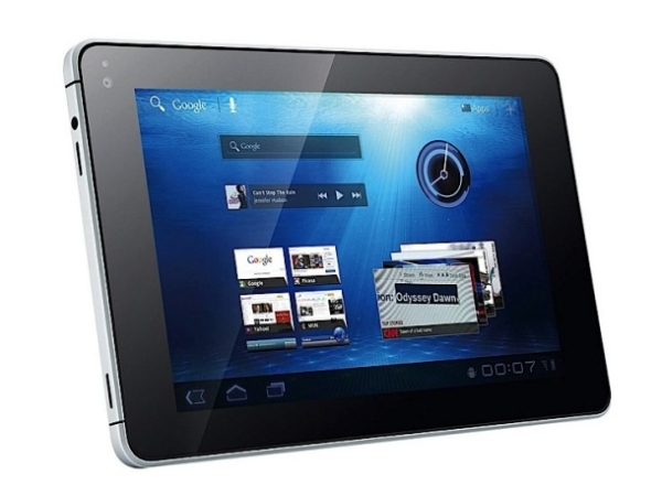Huawei MediaPad gets a taste of Ice Cream Sandwich