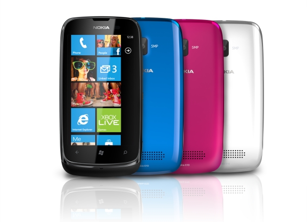 First low-end Windows Phone Nokia Lumia 610 lands in Singapore on May 5