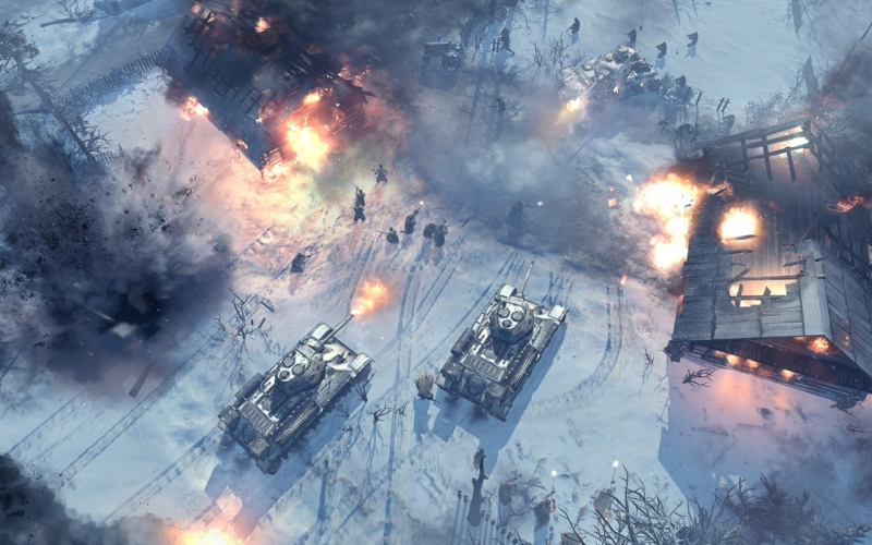 Building a new PC for Diablo 3? How about Company of Heroes 2?