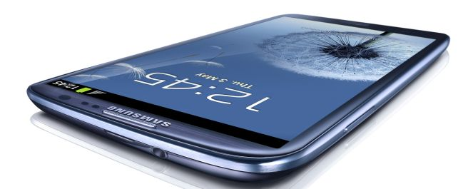 Samsung Galaxy S III in Singapore on May 30, costs S$998