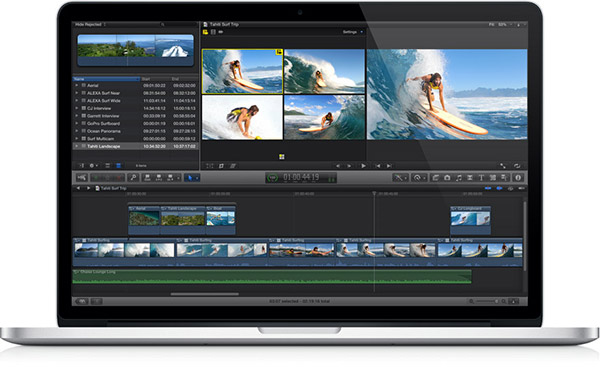 Apple refreshes Macbook line, axes 17-inch Macbook Pro