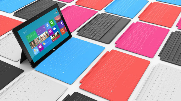 Microsoft Surface tablets issue the first true challenge to the iPad