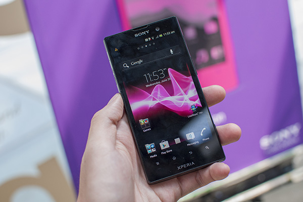 Hands-on: Sony shows off Xperia ion in Singapore, no sticker price yet