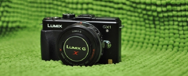 Goondu review: Panasonic Lumix GX1