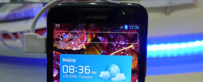 Will Chinese phone makers Huawei and ZTE make their mark this time?
