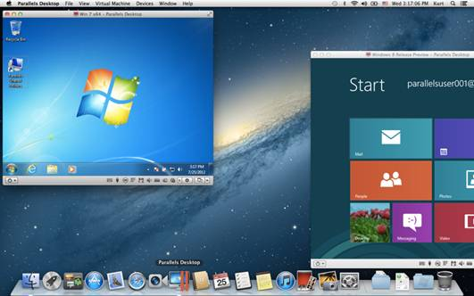 Parallels Desktop 7 update brings OS X 10.8 compatibility
