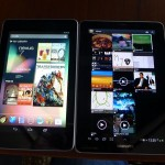 Google Nexus 7 compared to the Samsung Galaxy Tab 7.7