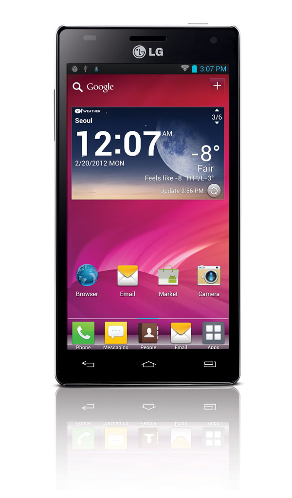 LG Optimus 4X HD priced at an attractive S$738 in Singapore