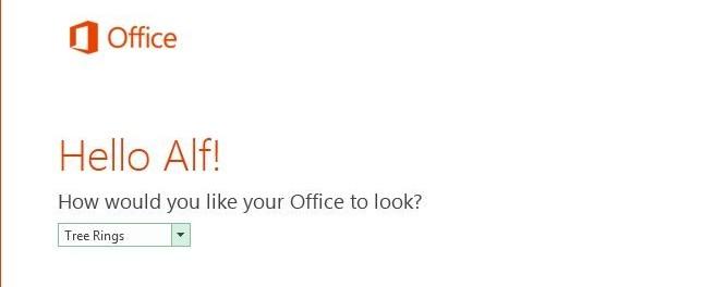 Microsoft Office 15 first impressions: it looks good