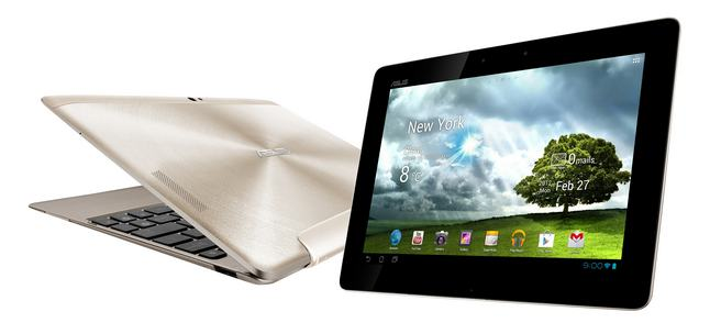 "Asus Transformer Pad Infinity the new ""big"" Android tablet to have?"