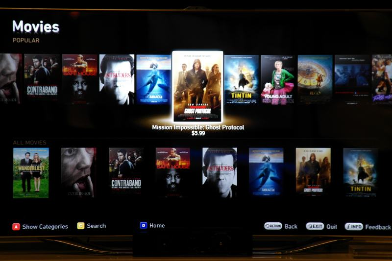New wave of Samsung smart TV apps to come on-screen in Singapore