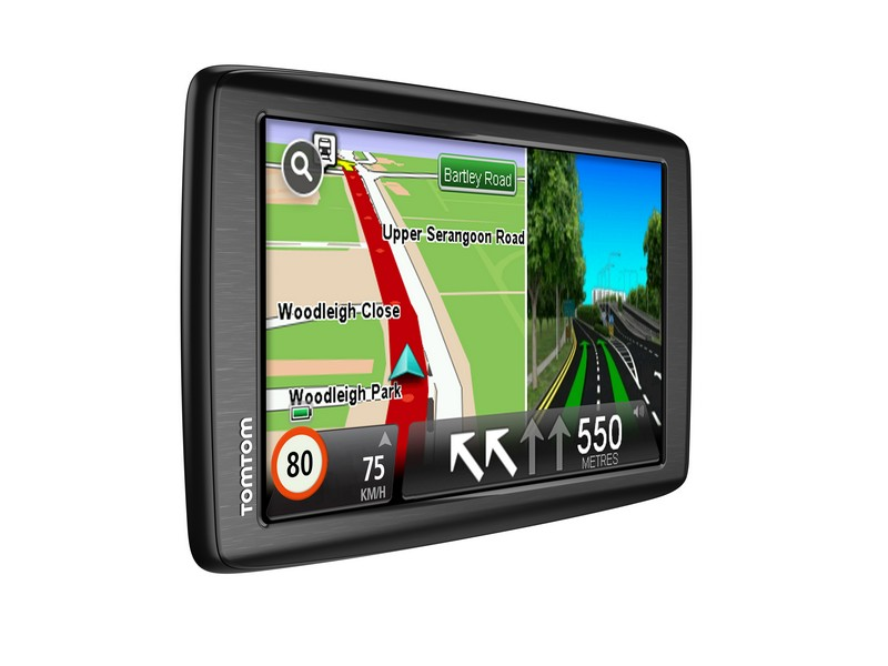 Lifetime of free maps for seven Asian locales with TomTom Via 620 GPS