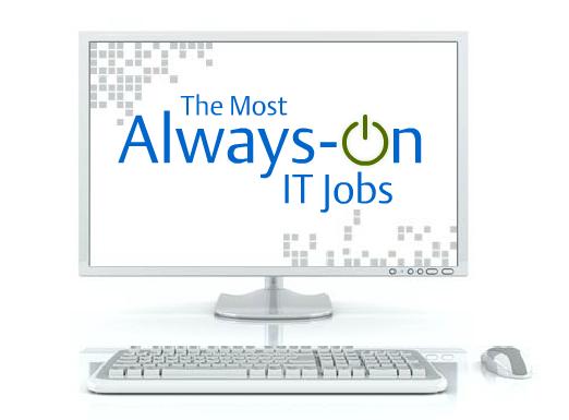 The most demanding IT jobs