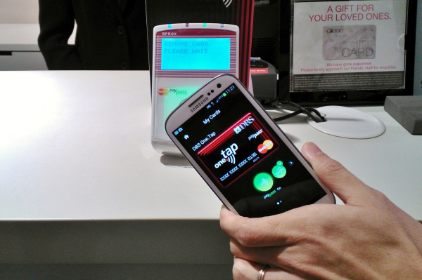 First tap-and-pay services emerge in Singapore, but issues remain
