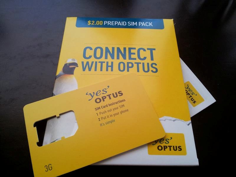 how to turn on data roaming optus