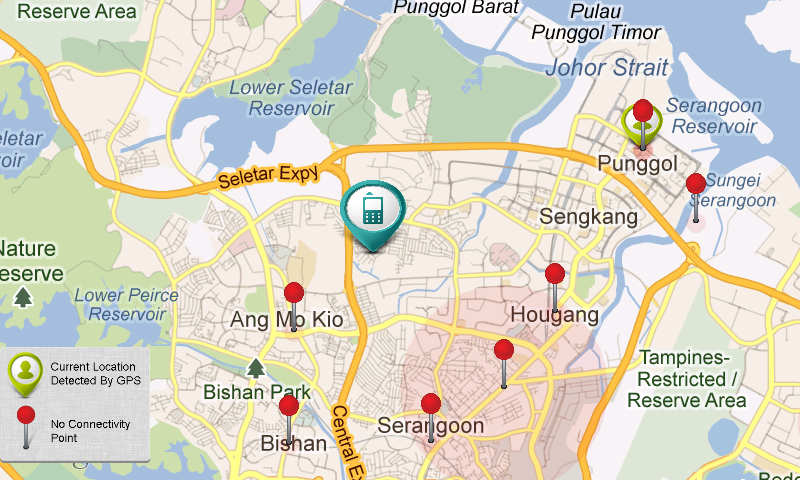 "Help log where the ""potholes"" are in Singapore's 3G coverage"