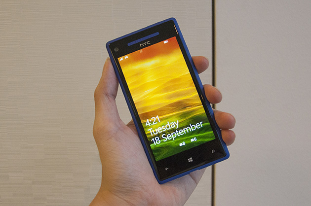 Hands-on: Windows Phone 8X and 8S by HTC
