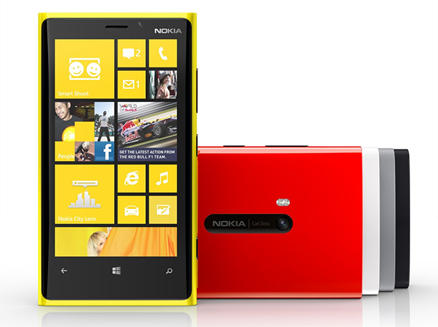 Nokia reboots Lumia phones with PureView and wireless charging
