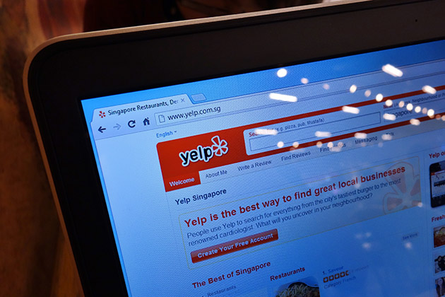 Yelp ventures into Asia through Singapore debut